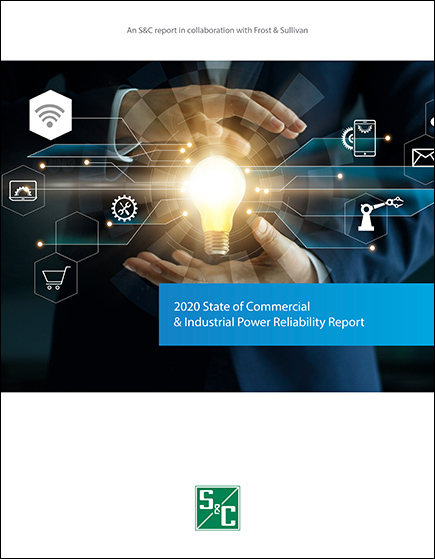 2020 State of Commercial and Industrial Power Reliability Report